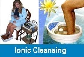 Ionic Cleansing